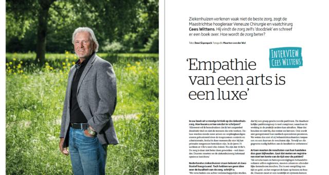 'Empathie van een arts is een luxe'